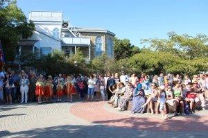 Фото праздника День поселка в КОКТЕБЕЛЕ #3323