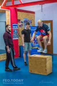 Заруба в Феодосии, турнир по CrossFit #8651