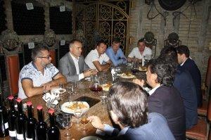 Фото экскурсии на коктебельский винный завод #234