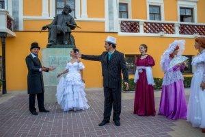 Фото прибытия Айвазовского в Феодосию #992