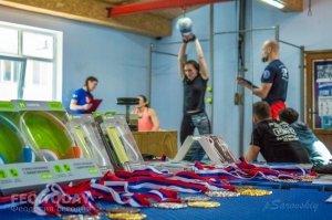 Заруба в Феодосии, турнир по CrossFit #8633