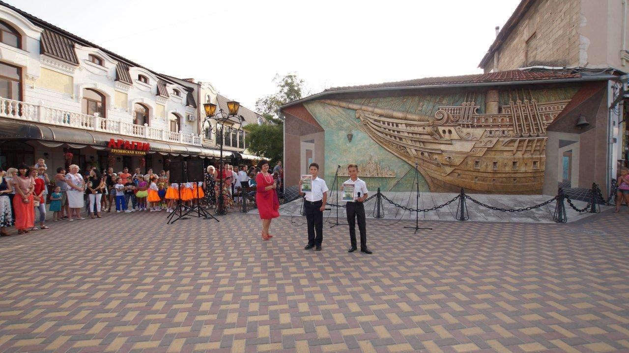 Фото фестиваля «Встречи в Зурбагане» в Феодосии #2942