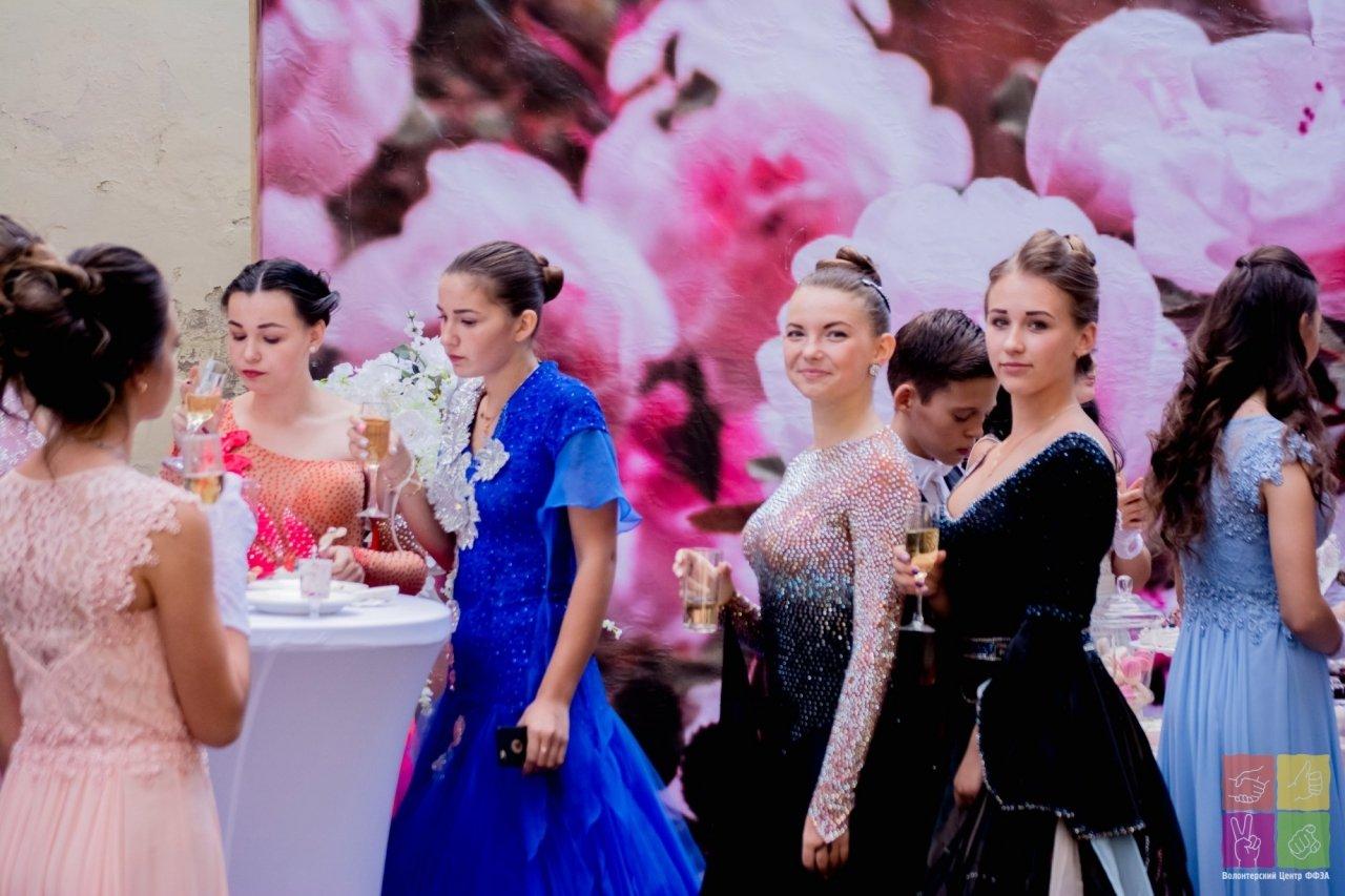 Фото первого бала у Айвазовского в Феодосии #4935