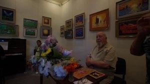 Фото открытия выставки МАЛЫШЕВА в музее ГРИНА #3412