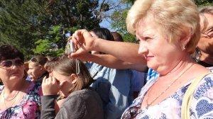 Фото принятия присяги в Краснокаменке #383