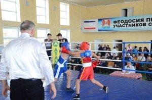 Фото XXI Республиканского турнира по боксу памяти Ефимова В.Ф в Феодосии #5705