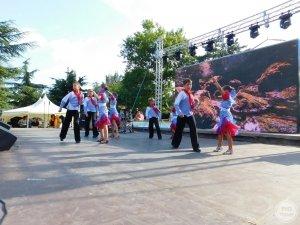 Фото выступления клуба БРАВО на День города в Феодосии #1622