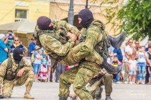 День пограничника в Феодосии #11676