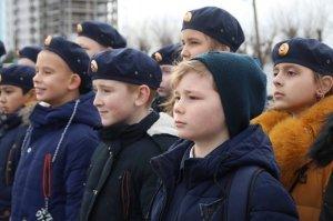 Присяга 171 отдельного десантно-штурмового батальона, Феодосия #6808