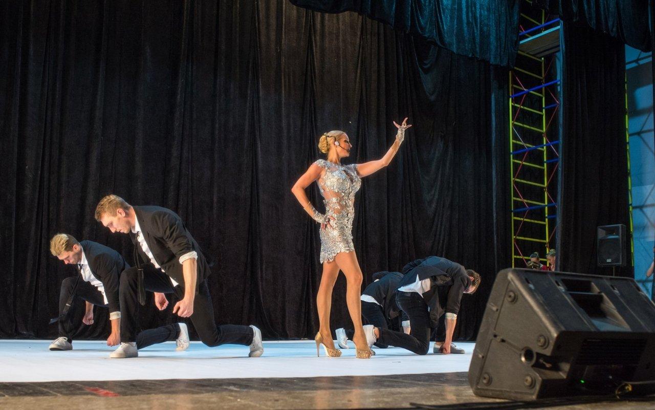 Фото концерта Анастасии Волочковой в Феодосии #642