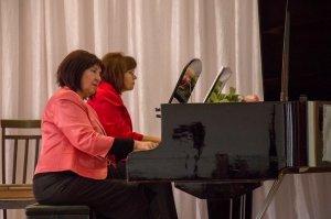 Фото празднования юбилея директора первой музыкальной школы Феодосии #5842