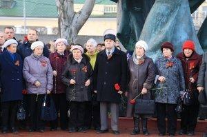 Фото митинга в память о Керченско-Феодосийском десанте #6481