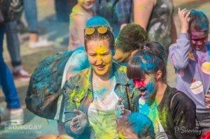 Фестиваль красок в Феодосии, май 2018 #11257