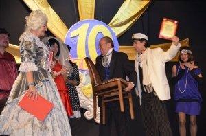 Фото юбилейного представления Феодосийского театра драмы и музкомедии #5781