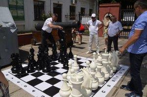 Фото шахматного фестиваля в Феодосии #151