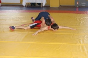 Открытый турнир по греко-римской борьбе в Феодосии #6849