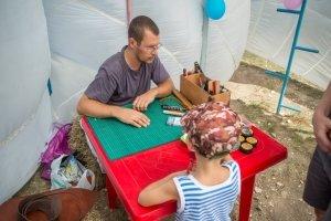 Фото фестиваля «Небо для всех» в Феодосии #3077