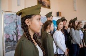 Квест «Сталинградская битва», Волонтеры Победы #6923