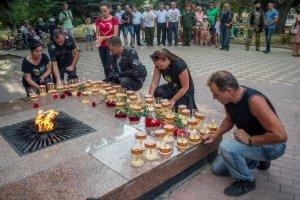 Ночные ВОЛКИ в Феодосии. Фото автомотопробега «Дорогами Победы» #2770