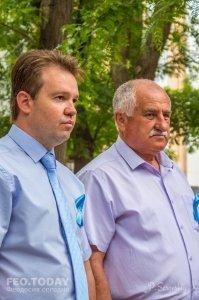В Феодосии почтили память жертв депортации крымских татар #10866