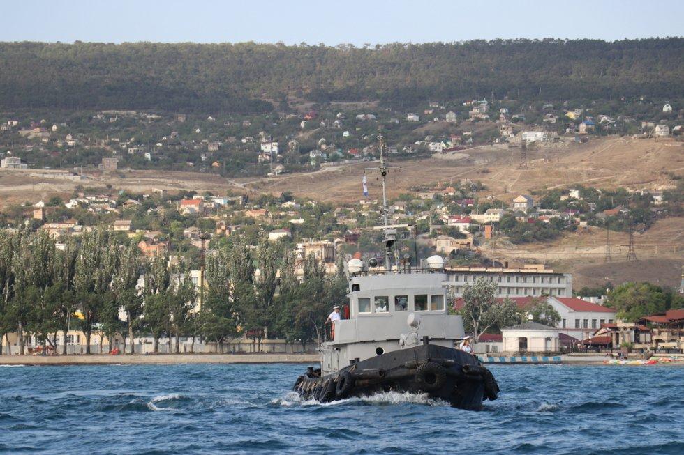 День ВМФ России в Феодосии #15286