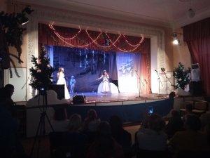 День Св. Николая в большом зале ДК #14673