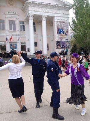 9мая 2019г-День Победы в Феодосии #14832