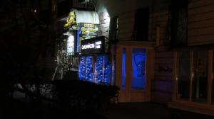 Ночная предновогодняя Феодосия #15423