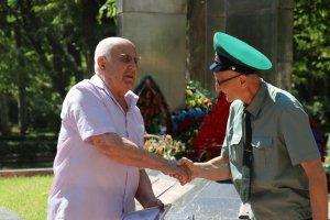 День пограничника в Феодосии #14888