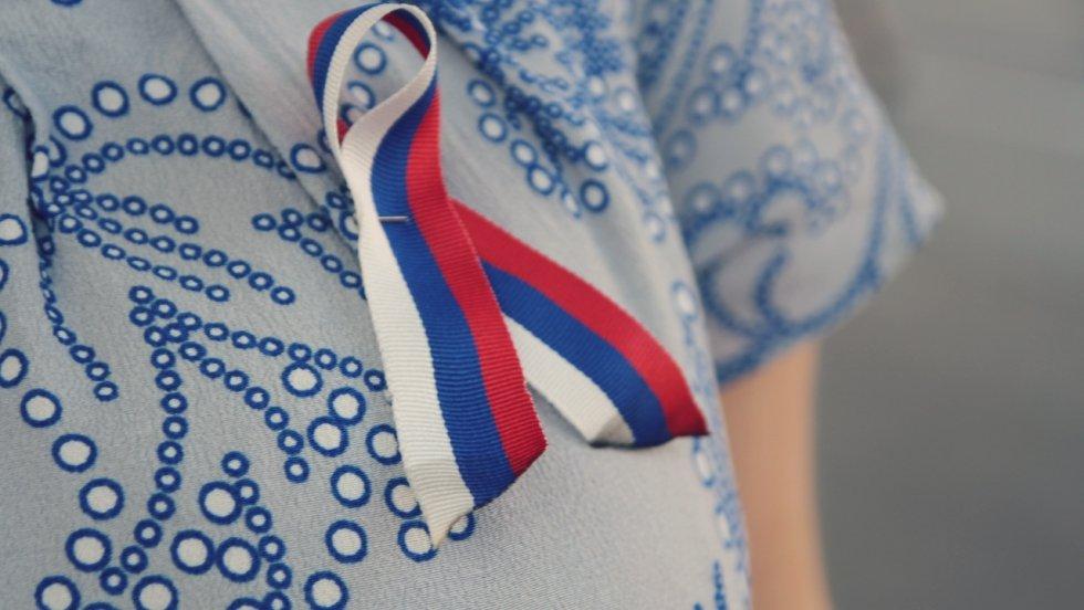 День Государственного флага в Феодосии #13912