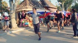 День Государственного флага в Феодосии #13900