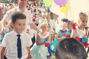 Открытие детского сада в Феодосии #13989