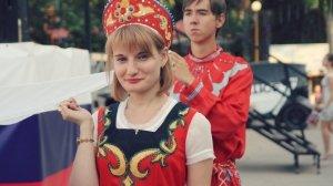 День Государственного флага в Феодосии #13913