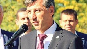 Открытие памятника корабелам, Приморский #14291