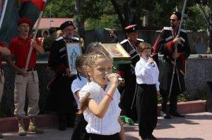 Фото митинга в честь 90-летия ДОСААФ России #2690