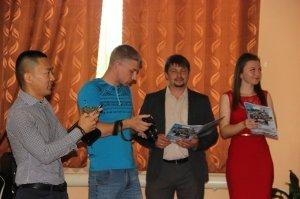 Фото вручения дипломов выпускникам ФФЭА #359