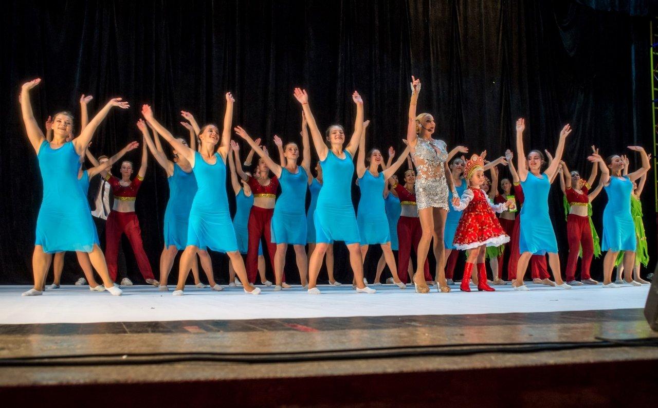 Фото концерта Анастасии Волочковой в Феодосии #633