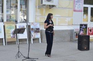 Фото концерта в Феодосии ко Дню флага и герба Крыма #4309