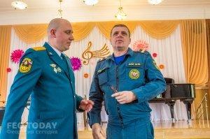 Награждение Феодосийских спасателей #8853