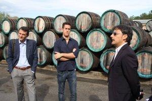 Фото экскурсии на коктебельский винный завод #235