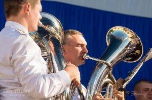 Фестиваль военных оркестров в Феодосии #12801