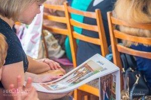 Собрание ко Дню библиотек в Феодосии #11444