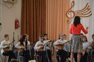 Фото новогоднего концерта в музыкальной школе №1 Феодосии #6362