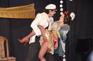 Фото юбилейного представления Феодосийского театра драмы и музкомедии #5769