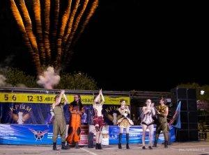 Фото фестиваля «Крым Fire-fest» в Коктебеле #2378