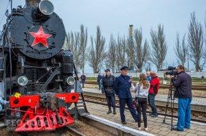 «Поезд Победы — 2018» в Феодосии #8200