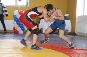 Открытый турнир по греко-римской борьбе в Феодосии #6845