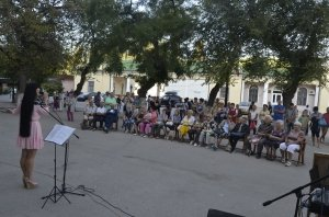 Фото концерта в Феодосии ко Дню флага и герба Крыма #4308
