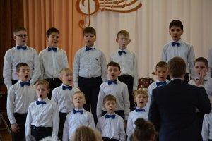 Фото новогоднего концерта в музыкальной школе №1 Феодосии #6361
