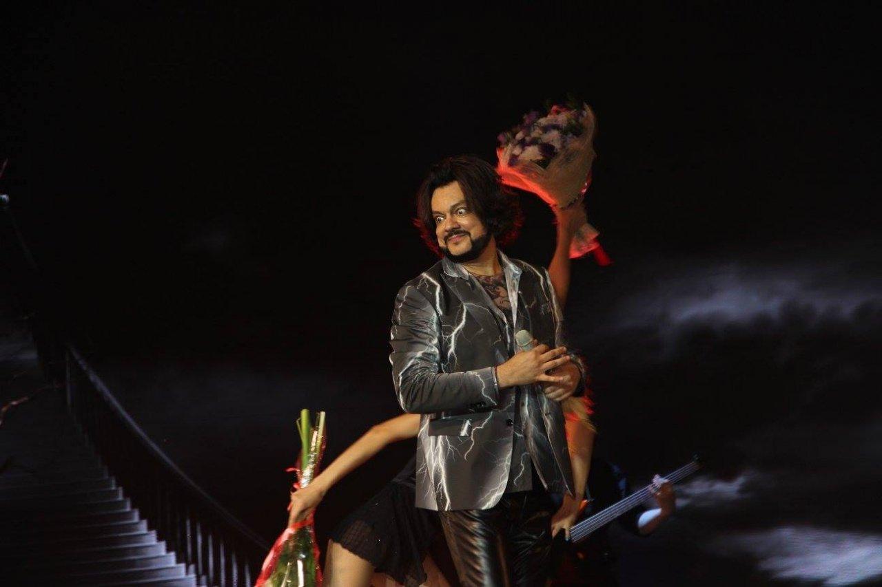 Фото концерта «Я Филипп Киркоров» в Феодосии #437